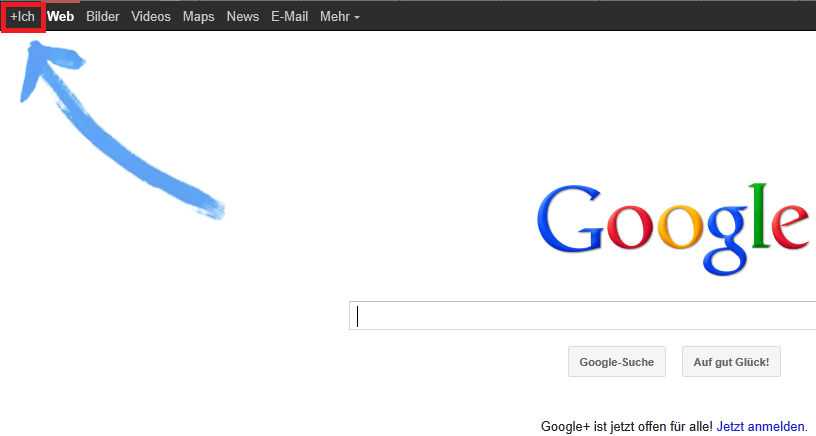 Google Plus nun öffentlich