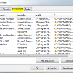 Windows Systemkonfiguration