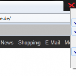 Firefox Tabs von oben nach unten verschieben