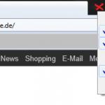 Firefox Tabs von oben nach unten verschieben